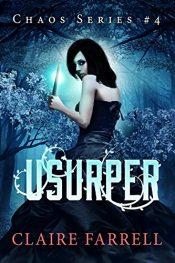 amazon bargain ebooks Usurper Dark Fantasy Horror by Claire Farrell