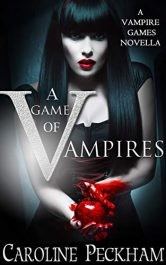 bargain ebooks A Game of Vampires Horror by Caroline Peckham