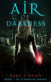 bargain ebooks Air of Darkness Urban Fantasy by Rose O'Brien