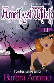 amazon bargain ebooks Amethyst Witch Occult Horror by Barbra Annino