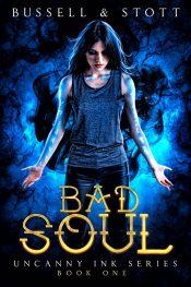 bargain ebooks Bad Soul Urban Fantasy by David Bussell & M.V. Stott