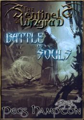 bargain ebooks Battle of Souls Fantasy by Pegs Hampton