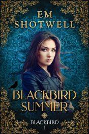 bargain ebooks Blackbird Summer Romance by Em Shotwell