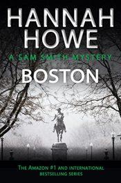 bargain ebooks Boston: A Sam Smith Mystery Mystery by Hannah Howe