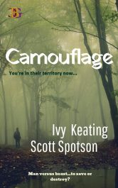 bargain ebooks Camouflage SciFi Mystery by Ivy Keating