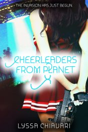 amazon bargain ebooks Cheerleaders From Planet X LGBT Science Fiction by Lyssa Chiavari