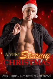 bargain ebooks A Very Steamy Christmas Erotic Romance by Em Brown, Lady Demelza, Celia Juliano