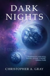 amazon bargain ebooks Dark Nights Science Fiction by Christopher A. Gray