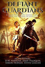 amazon bargain ebooks Defiant Guardians: A Collection Fantasy Adventure by Amelia Morgan