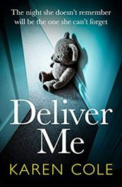 amazon bargain ebooks Deliver Me Mystery Thriller by Karen Cole