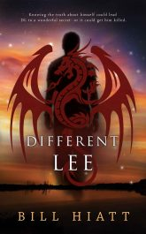 bargain ebooks Different Lee Urban Fantasy by Bill Hiatt