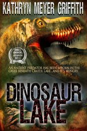 bargain ebooks Dinosaur Lake SciFi Adventure by Kathryn Meyer Griffith