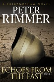 bargain ebooks Echoes from the Past Historical Fiction by Peter Rimmer