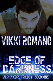 bargain ebooks Edge of Darkness Science Fiction by Vikki Romano