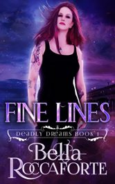 bargain ebooks Fine Lines Horror by Bella Roccaforte
