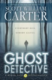 amazon bargain ebooks Ghost Detective Urban Fantasy by Scott William Carter