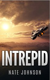 bargain ebooks Intrepid SciFi Adventure by Nate Johnson