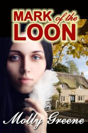 amazon bargain ebooks Mark of the Loon Historical Fiction by Molly Greene