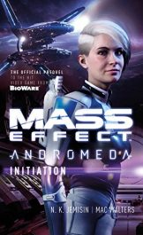 bargain ebooks Mass Effect: Initiation (Mass Effect: Andromeda) Science Fiction by N.K. Jemisin & Mac Walters