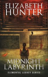 amazon bargain ebooks Midnight Labyrinth Fantasy by Elizabeth Hunter