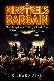 amazon bargain ebooks Minstrel's Bargain Occult Horror by Richard Ayre
