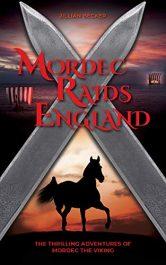 bargain ebooks Mordec Raids England Young Adult/Teen Historical Fiction by Jillian Becker