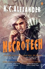bargain ebooks Necrotech Science Fiction by K.C. Alexander