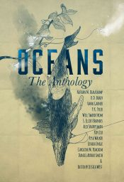 bargain ebooks OCEANS: the anthology Science Fiction by Multiple Authors