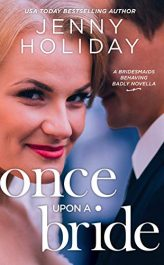 bargain ebooks Once Upon a Bride Romance by Jenny Holiday