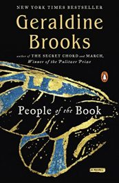 bargain ebooks People of the Book Historical Fiction by Geraldine Brooks