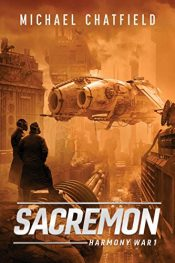 bargain ebooks Sacremon SciFi Thriller by Michael Chatfield