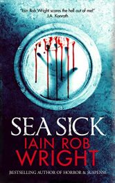amazon bargain ebooks Sea Sick: A Zombie Horror Novel Horror by Iain Rob Wright