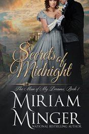 bargain ebooks Secrets of Midnight Historical Mystery by Miriam Minger