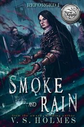 amazon bargain ebooks Smoke and Rain Dark Fantasy by V. S. Holmes