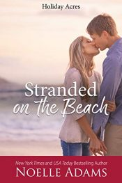 bargain ebooks Stranded on the Beach Romance by Noelle Adams