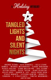 amazon bargain ebooks Tangled Lights and Silent Nights  Mystery/Historical/Fantasy Romance by Multiple Authors
