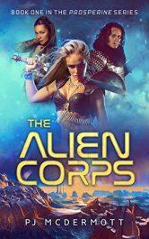 bargain ebooks The Alien Corps Science Fiction by PJ McDermott