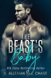 bargain ebooks The Beast's Baby New Adult Romance by N. Alleman