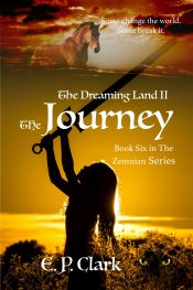 bargain ebooks The Dreaming Land II: The Journey Epic Fantasy by E.P. Clark