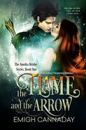 bargain ebooks The Flame and the Arrow YA Paranormal Romance by Emigh Cannaday