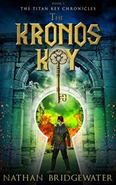bargain ebooks The Kronos Key Young Adult/Teen Time Travel by Nathan Bridgewater