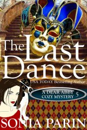 amazon bargain ebooks The Last Dance Cozy Mystery by Sonia Parin
