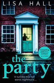 amazon bargain ebooks The Party Thriller by Calle Lisa Hall