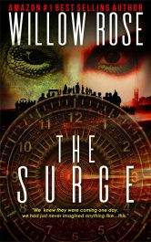 bargain ebooks The Surge Post-Apocalyptic SciFi Horror by Willow Rose