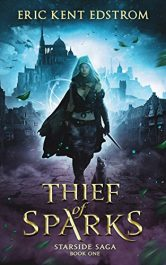 bargain ebooks Thief of Sparks Young Adult/Teen Fantasy by Eric Kent Edstrom
