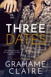 amazon bargain ebooks Three Dates Romance by Grahame Claire