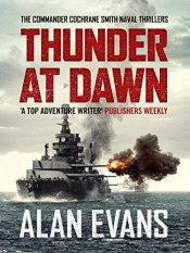 bargain ebooks Thunder At Dawn Historical Thriller by Alan Evans