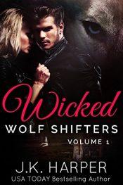 amazon bargain ebooks Wicked Wolf Shifters Volume 1 Erotic Romance by Ian Dalton & Luke Young
