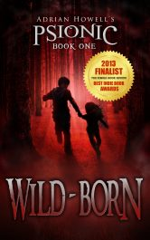 amazon bargain ebooks Wild Born Urban Paranormal Fantasy by Adrian Howell