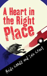 bargain ebooks A Heart in the Right Place Comedy Horror by Heide Goody & Iain Grant